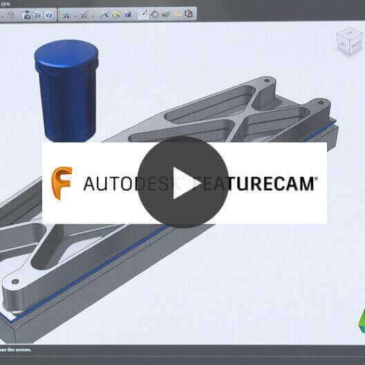 フライス加工、旋盤加工、複合旋盤加工、ワイヤーEDMにまで対応した非常に使い易いCAD/CAM